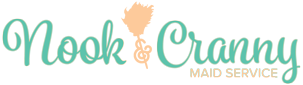 Nook and Cranny Maid Maid Services Logo